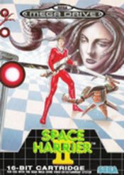 Jaquette Space Harrier II