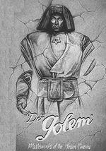 Affiche Le Golem