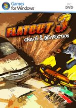 Jaquette FlatOut 3 : Chaos and Destruction
