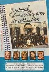 Affiche Journal d'une maison de correction