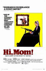 Affiche Hi, Mom !