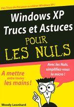 Couverture Windows XP trucs et astuces pour les nuls