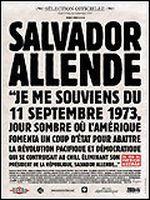 Affiche Salvador Allende