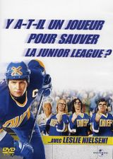 Affiche La Castagne 3 : Y a-t-il un joueur pour sauver la Junior League ?
