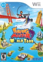 Jaquette Fishing Master World Tour