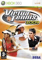 Jaquette Virtua Tennis 2009