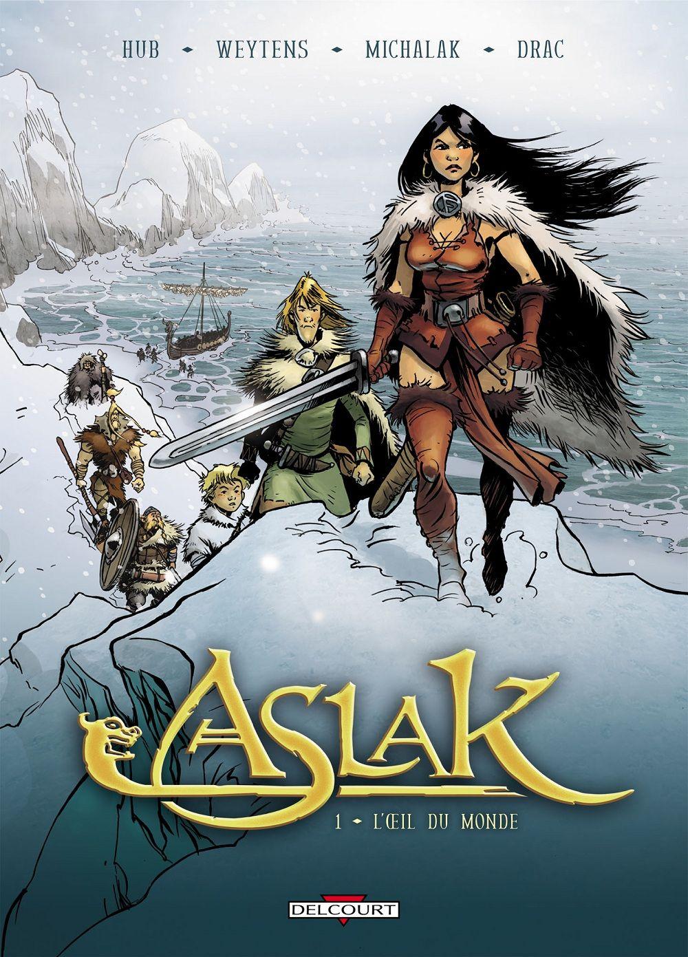 Aslak - Tome 1 à 3