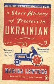 Couverture Une brève histoire du tracteur en Ukraine