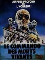 Affiche Le commando des morts-vivants