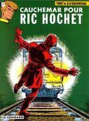 Couverture Cauchemar pour Ric Hochet - Ric Hochet, tome 12
