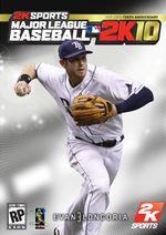 Jaquette Major League Baseball 2K10