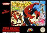 Jaquette Spider-Man and the X-Men : Arcade's Revenge