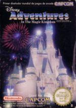 Jaquette Adventures in the Magic Kingdom