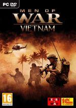 Jaquette Men of War : Vietnam