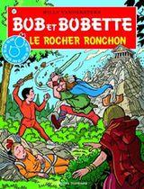 Couverture Le rocher ronchon - Bob et Bobette, tome 307