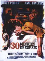 Affiche Trente minutes de sursis