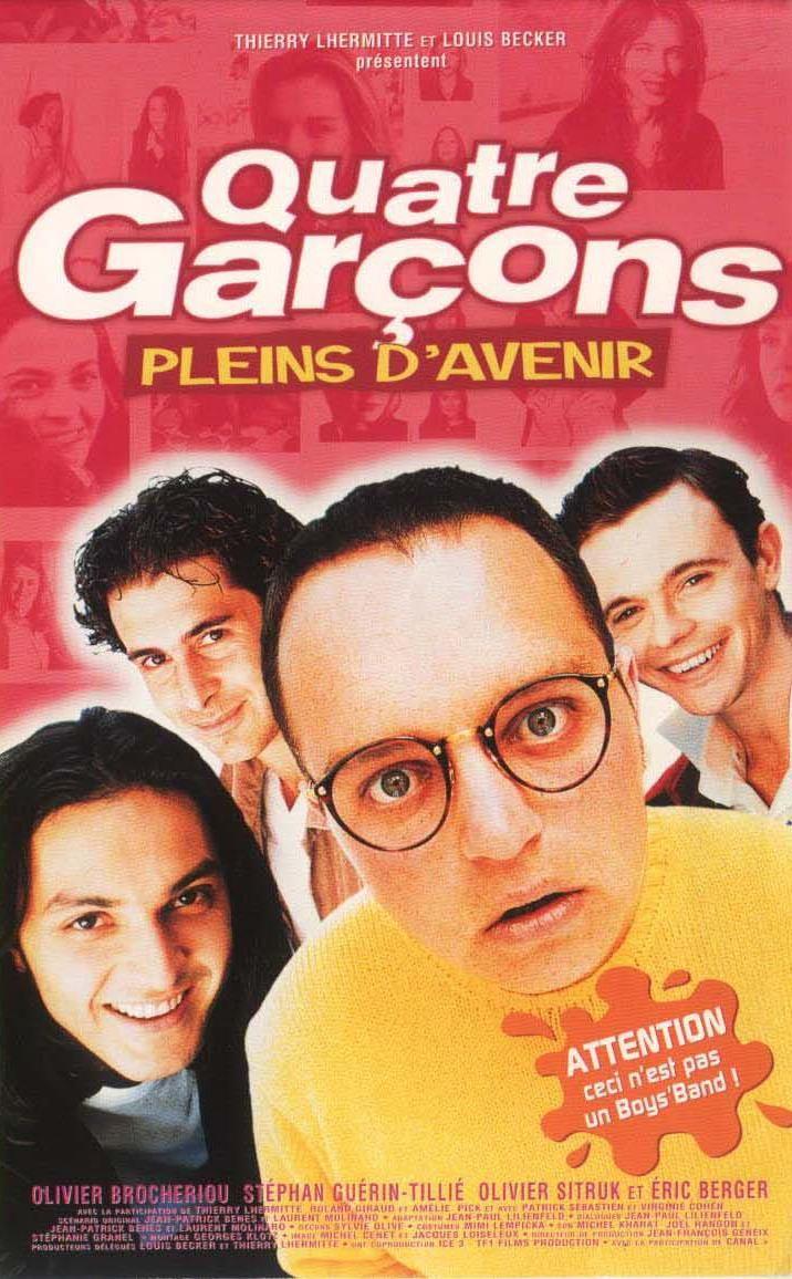 Votre top 10 des Feel-Good Movies - Page 2 Quatre_garcons_pleins_d_avenir