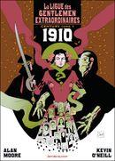Couverture 1910 - La Ligue des Gentlemen Extraordinaires - Century, tome 1