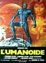 Affiche L'humanoïde