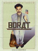 Affiche Borat : Leçons culturelles sur l'Amérique au profit glorieuse nation Kazakhstan