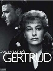Affiche Gertrud