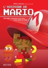 Couverture L'Histoire de Mario
