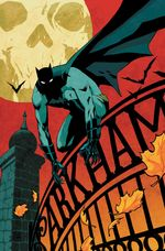 Couverture Detective Comics : Batman