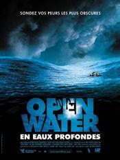 Affiche Open Water - En eaux profondes