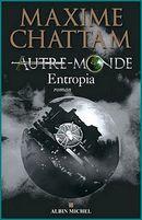 Couverture Entropia - Autre-Monde, tome 4