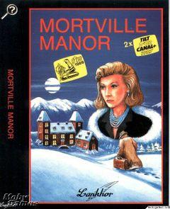 Jaquette Le Manoir de Mortevielle