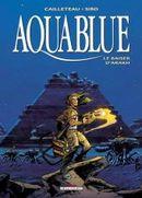 Couverture Le Baiser d'Arakh - Aquablue, tome 10
