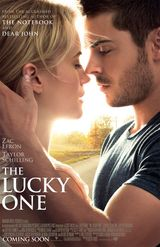 Affiche The Lucky One