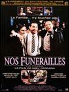 Affiche Nos Funérailles