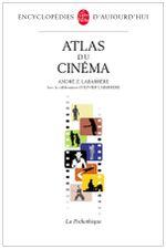 Couverture Atlas du cinéma