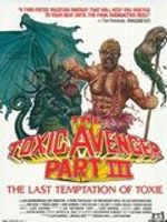Affiche Toxic Avenger 3