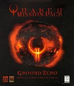 Jaquette Quake II Mission Pack  : Ground Zero