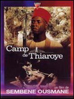 Affiche Camp de Thiaroye