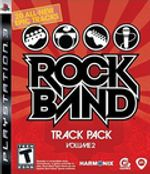 Jaquette Rock Band : Song Pack 2