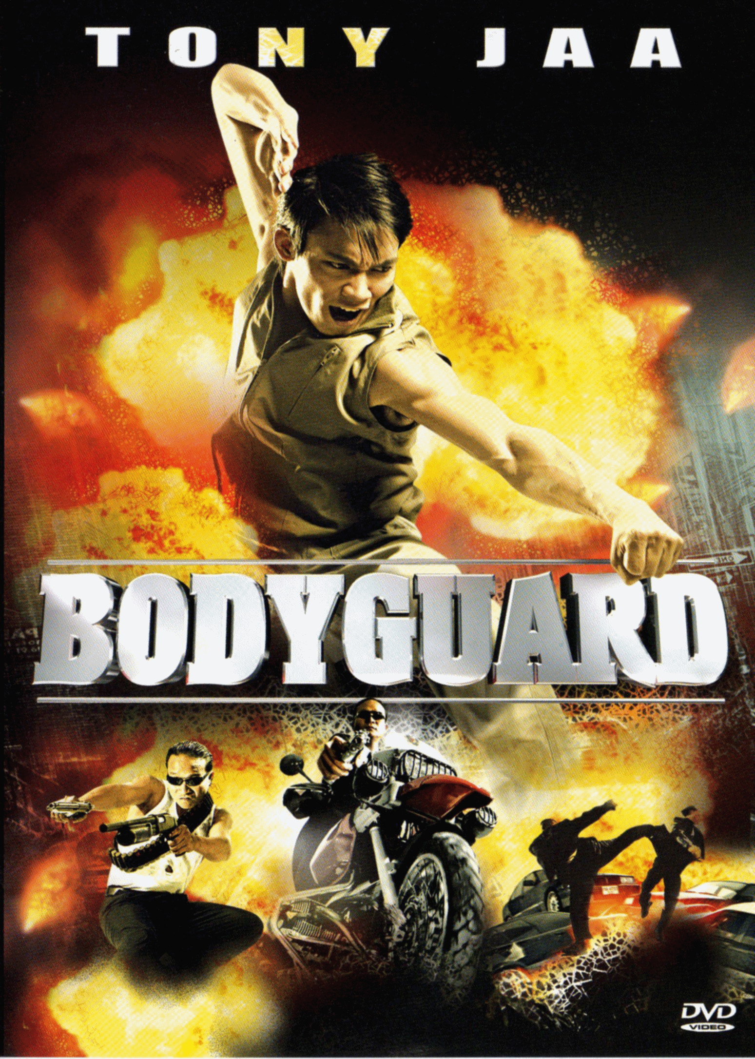 Bodyguard - Film (2004) - SensCritique