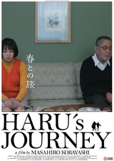 Affiche Voyage avec Haru