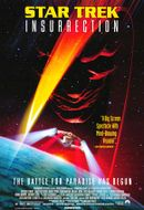 Affiche Star Trek : Insurrection