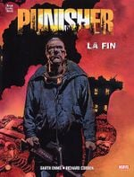Couverture Punisher  : La Fin