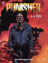 Couverture Punisher  : La Fin