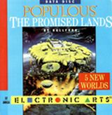 Jaquette Populous : The Promised Lands