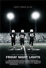 Affiche Friday Night Lights