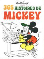 Couverture 365 Histoires de Mickey