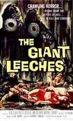 Affiche L'Attaque des sangsues géantes