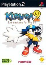 Jaquette Klonoa 2 : Lunatea's Veil