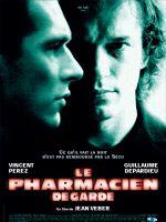 Affiche Le Pharmacien de garde