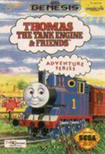 Jaquette Thomas the Tank Engine & Friends
